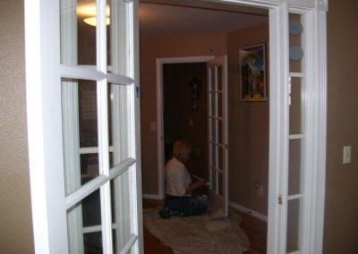 Indoor Trim & Walls